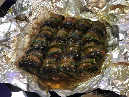 Ăn lươn xứ Nghệ quên lối về