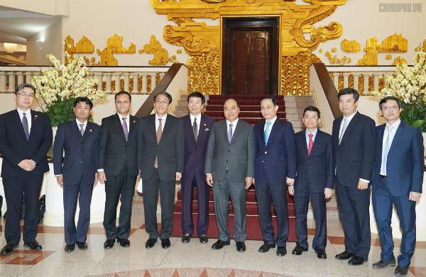Thủ tướng hoan nghênh tỉnh Chiba (Nhật Bản) có chính sách hỗ trợ lao động Việt Nam
