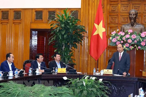 Thủ tướng chủ trì cuộc họp về Đề án thành lập thị xã Sa Pa