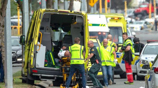 Bản tin Bảo hộ công dân: Liên quan đến vụ xả súng tại hai nhà thờ Hồi giáo ở TP Christchurch, New Zealand