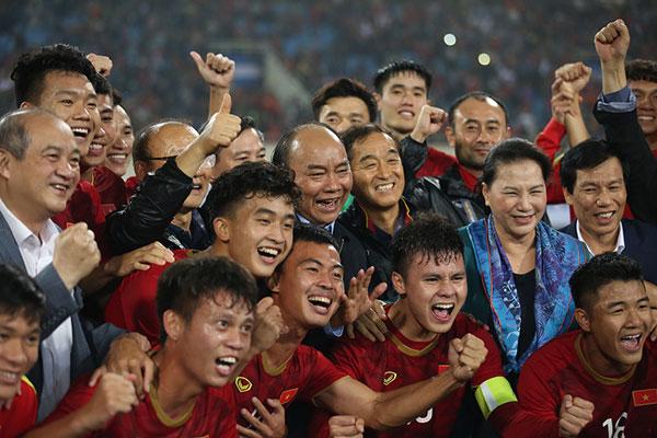 U23 Việt Nam lần đầu trực tiếp giành suất dự VCK U23 châu Á