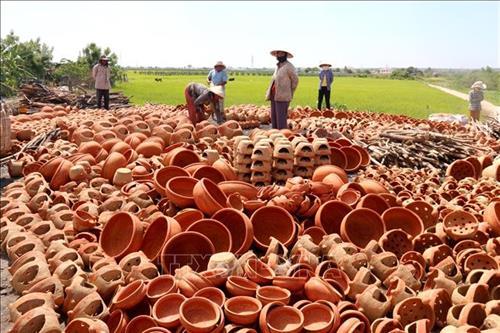 Độc đáo gốm Gọ của người Chăm ở Bình Thuận