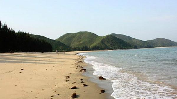 Cuối tuần yên bình trên đảo Cái Chiên - Quảng Ninh