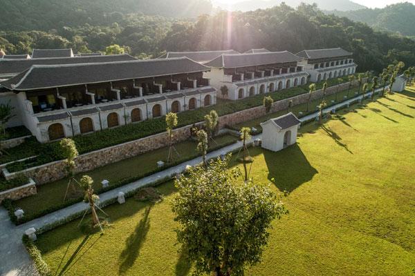 Legacy Yên Tử - MGallery nhận giải Kiến trúc Độc đáo năm 2018