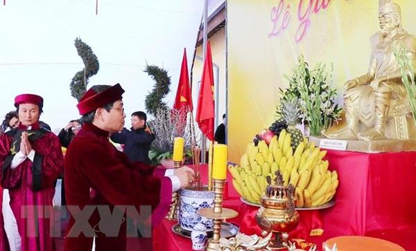 Tổ chức trang trọng ngày Quốc tổ Việt Nam toàn cầu tại Ba Lan