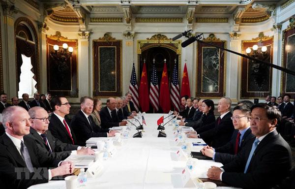 Có khả năng đạt thỏa thuận thương mại Mỹ-Trung vào cuối tháng Năm