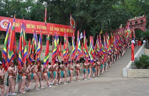 Tín ngưỡng thờ cúng Hùng Vương ở Phú Thọ: Sợi chỉ vàng kết nối các dân tộc Việt