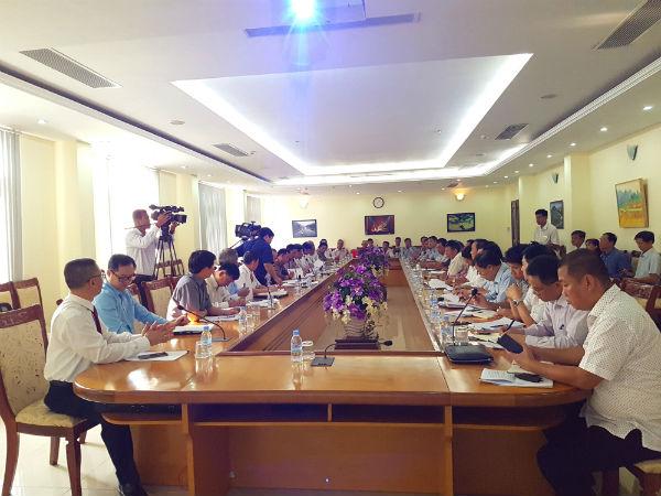 Hội nghị triển khai chế độ, chính sách đối với người Việt Nam có công ở Campuchia