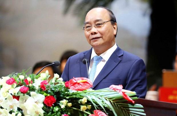 Thủ tướng Nguyễn Xuân Phúc dự Diễn đàn cấp cao hợp tác Vành đai và Con đường tại Bắc Kinh