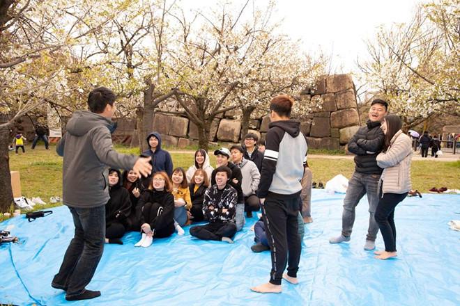 Lớp học miễn phí cho người Việt ở Nhật
