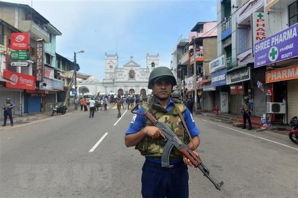 Nhà ga ở thủ đô Colombo của Sri Lanka mở cửa trở lại