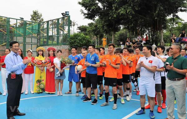 Tổng Lãnh sự quán Việt Nam tại Hong Kong kỷ niệm các ngày lễ lớn