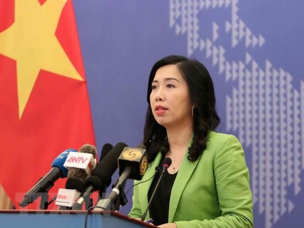 Bộ Ngoại giao trả lời về việc Đoàn Thị Hương được trả tự do