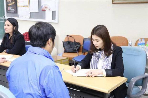 Vận động lao động Việt Nam tại Hàn Quốc về nước đúng hạn