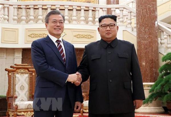 Sau 2 năm nhậm chức, Tổng thống Moon Jae-in đang ở