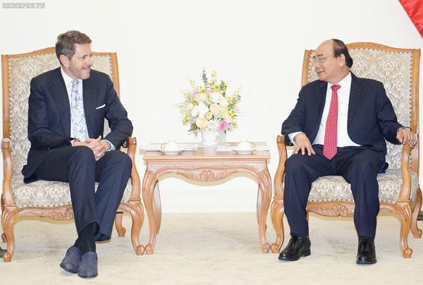 Thủ tướng hoan nghênh Phòng Kinh tế Áo mở văn phòng đại diện tại Việt Nam