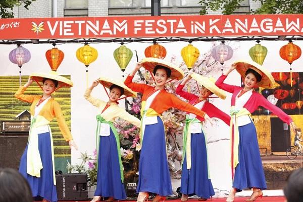 Tổ chức Lễ hội Việt Nam tại Nhật Bản 2019