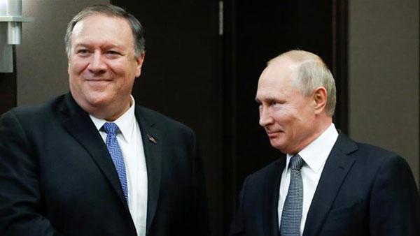 Mỹ khẳng định nhất trí với Nga về vấn đề Triều Tiên và Syria