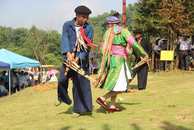 Khèn - biểu tượng văn hóa của người Mông