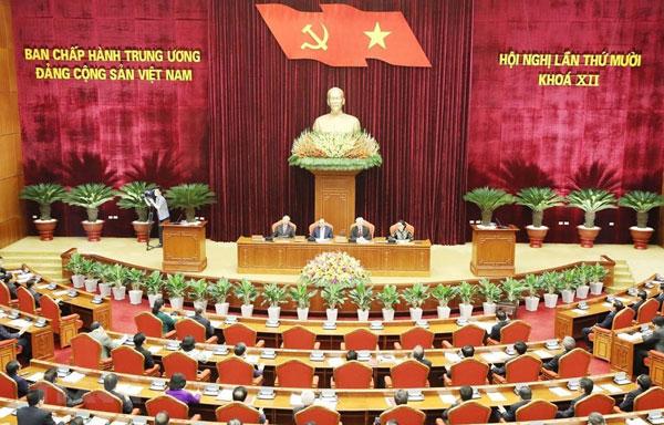 Hội nghị Trung ương 10 khóa XII hoàn thành toàn bộ nội dung đề ra