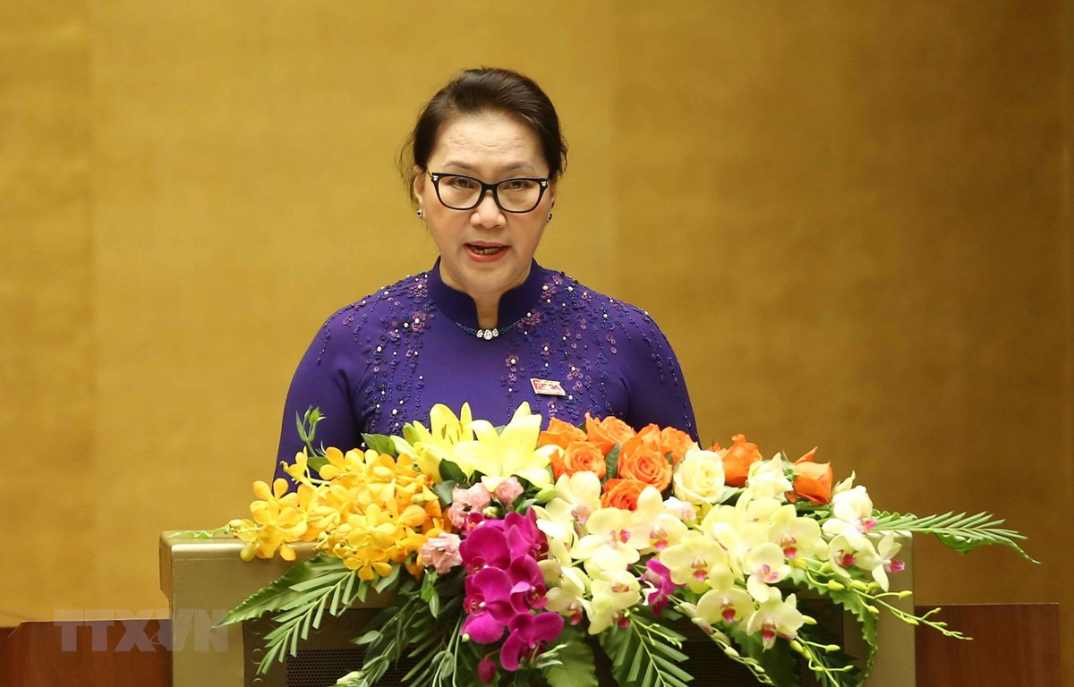 Toàn văn bài phát biểu khai mạc Kỳ họp thứ 7 Quốc hội khóa XIV