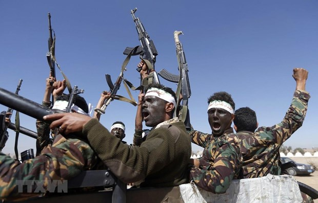 Các cơ sở quân sự của UAE và Saudi Arabia vào