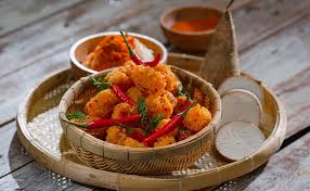 Độc đáo bánh cay Sài Gòn