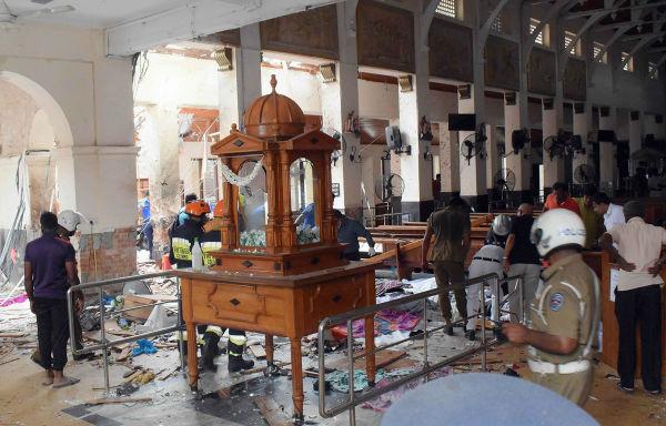 Tin tức giả lan tràn tại Sri Lanka sau các vụ tấn công khủng bố