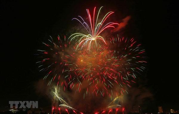 Khai mạc Lễ hội pháo hoa quốc tế Đà Nẵng - DIFF 2019