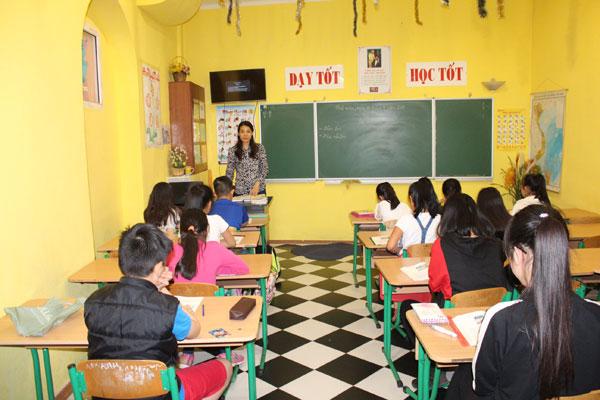 Dạy và học tiếng Việt – Mối quan tâm hàng đầu của cộng đồng người Việt tại Kharkov, Ucraina