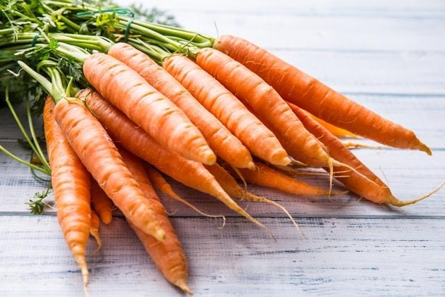 8 công dụng tuyệt vời của cà rốt: sáng mắt, chống ung thư…