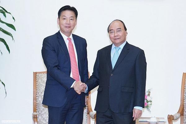Thủ tướng hoan nghênh Tập đoàn AEON Nhật Bản mở rộng đầu tư tại Việt Nam