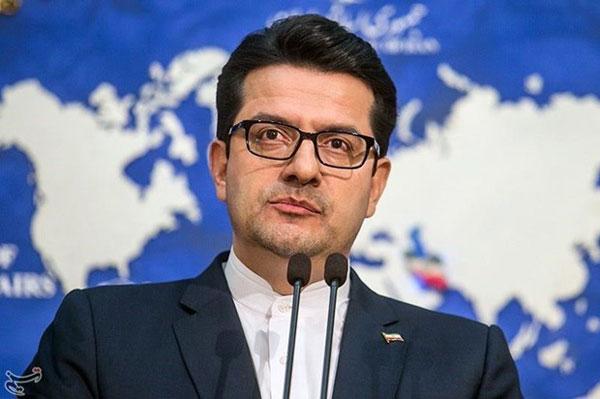 Iran hoan nghênh mọi nỗ lực giảm căng thẳng trong khu vực
