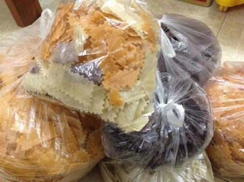 Bánh Khẩu Xén Điện Biên, ăn một lần nhớ mãi