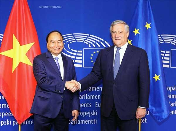 Hiệp định Thương mại Việt Nam -EU sẽ được ký vào 30/6