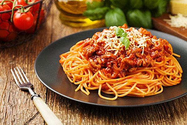 Nguồn gốc ít người biết về món mì Italy nổi tiếng
