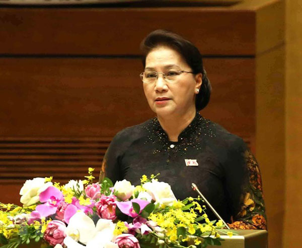 Chủ tịch Quốc hội lên đường thăm chính nước CHND Trung Hoa