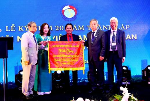 Hội người Việt tại Ba Lan:  Kỷ niệm 20 năm thành lập và tổ chức Đại hội lần thứ VI