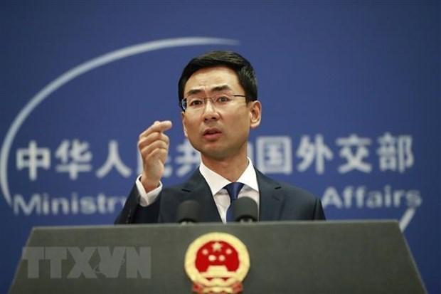 Trung Quốc yêu cầu Mỹ ngừng ngay ý định bán vũ khí cho Đài Loan
