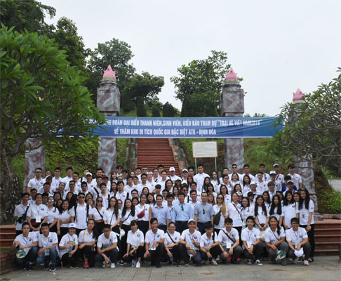 Trại hè Việt Nam 2019 về với ATK Định Hóa, Thái Nguyên