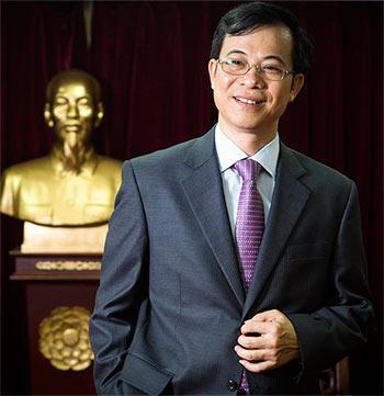 Tiểu sử Phó Chủ nhiệm Ủy ban Trần Duy Hải