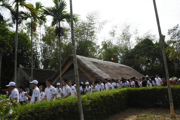 Trại hè Việt Nam 2019: Về với quê hương Chủ tịch Hồ Chí Minh