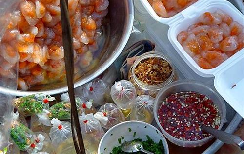 Bánh quai vạc - đặc sản khó quên ở Phan Thiết