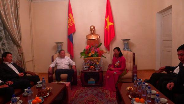 Chuyến thăm, làm việc của Bộ trưởng Tô Lâm là dấu ấn đặc biệt kỷ niệm 65 năm quan hệ Việt Nam – Mông Cổ