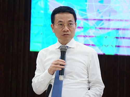 Ông Nguyễn Mạnh Hùng: