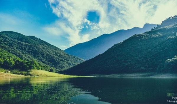 Hồ Xạ Hương - Nàng tiên của mảnh đất Tam Đảo