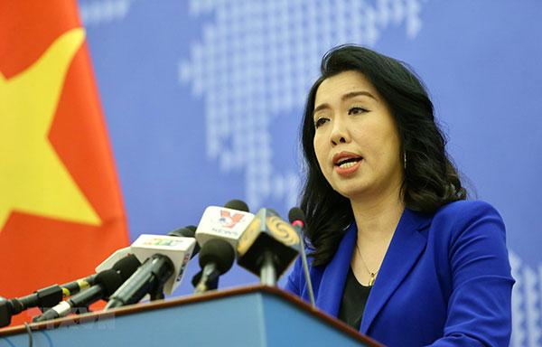 Yêu cầu Trung Quốc chấm dứt các hành vi vi phạm vùng biển Việt Nam