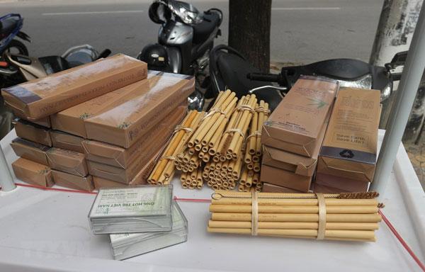 Người đưa những chiếc ống hút bằng tre Việt Nam đến trời Âu