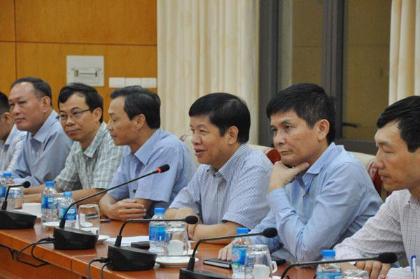 """Triển khai Cuộc vận động """"Xây dựng văn hóa doanh nghiệp Việt Nam"""" trong doanh nghiệp NVNONN"""