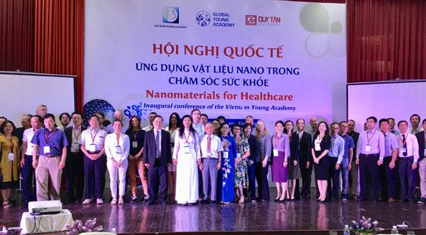 Hội thảo khoa học ứng dụng vật liệu Nano trong chăm sóc sức khỏe